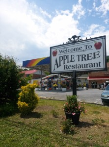 Apple Tree Restaurant Located off Exit 86