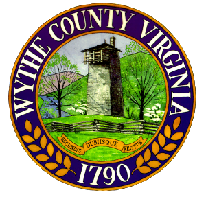 Wythe County Seal Trans Background