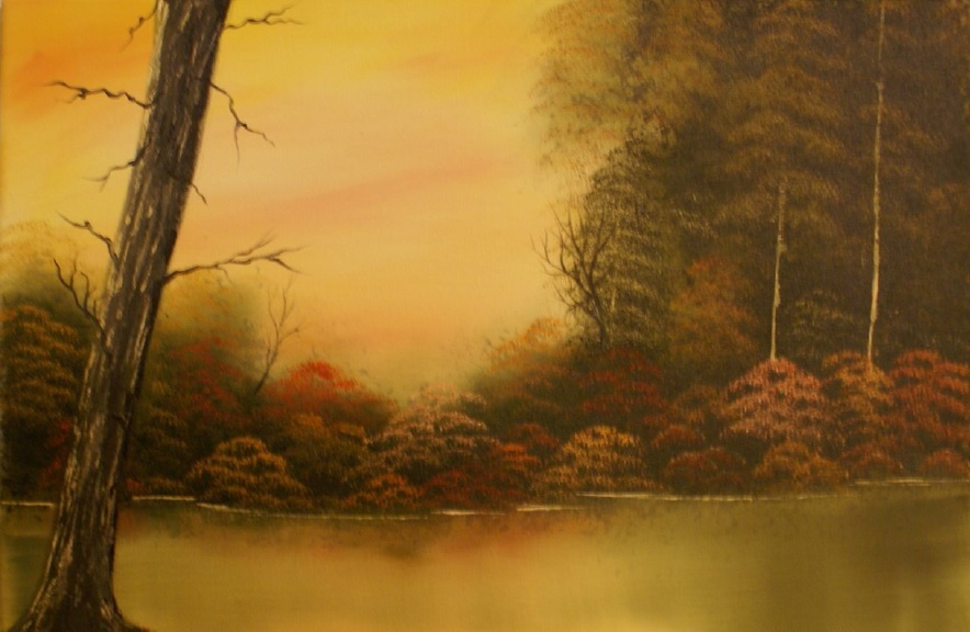 Certified Bob Ross Instructor to Host Painting Class