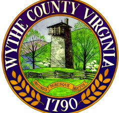 Wythe Seal White Background