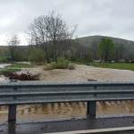 Flooding Closes Multiple Roadways in Wythe County