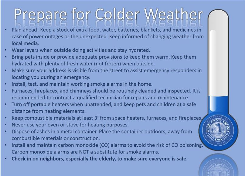 Finalized Cold Weather Tips