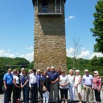 Virginia Association of Counties Visits Wythe County