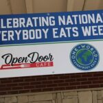 WYTHE COUNTY RECOGNIZES OPEN DOOR CAFÉ AND NATIONAL EVERYBODY EATS WEEK